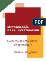 6 Metodologia de La Investigacion