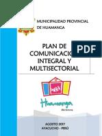 Plan Integral de Comunicación 2017