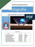 Modulo Holografía