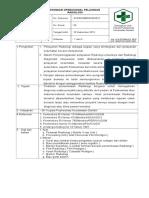 SOP Pelayanan Radiologi.doc