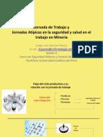 El Problema de Las Jornadas Atipicas Laborales en El Sector Minero Sesion 4Mayo13