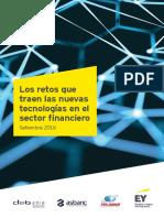 EY Retos Nuevas Tecnologias en El Sector Financiero Clab