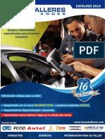 Catalogo Carros 2014