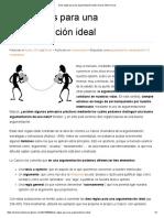 Diez Reglas Para Una Argumentación Ideal _ Somos Informívoros