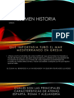 Resumen Historia