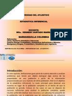 Diapositiva de Distribucion Muestral