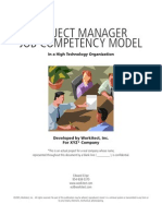 Project Manager Model
