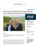 joel sartore corp blog post online