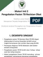Pelatihan TB MDR