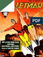 Bulletman Comics (Fawcett Comics) Issue #3