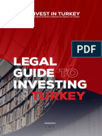 Legal Guide to Investing in Turkey