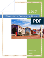 Plaza de La Cultura de Bonao