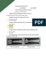 Resolución de Examen Tecnología de Maquinaria Pesada