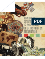 Manual de Estrategias Para La Enseñanza de La Historia en Secundaria