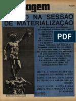 Mensagem 03  - Jornal do José Herculano Pires