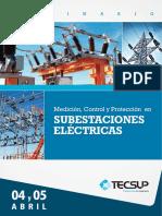 Seminario Subestaciones Electricas