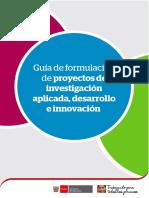 Guia de Elaboracion de Proyectos