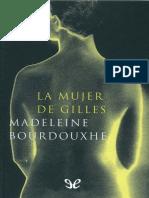 Bourdouxhe Madeleine - La Mujer De Gilles.epub