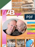 L'ABREGE N°70 - juillet-octobre2010 - Le magazine du CHI Annemasse-Bonneville
