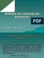 Analisis de carteras de Inversion.pps