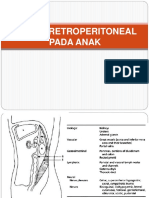 Tumor Retroperitoneal Rev