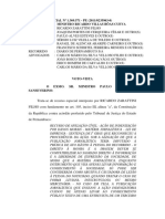 ANISTIA E DIREITO AO ESQUECIMENTO Voto-sanseverino-Anistia-Vs-jornal