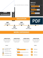 Resume Template_Practical Bold