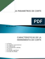 Influencia Parametros de Corte (1)