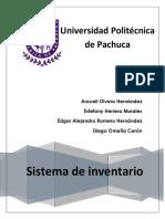 ProyectoFinal Sistema de Inventario