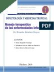 Manejo Terapeutico de Enfermedades Infecciosas...