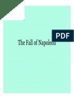 The Fall of Napoleon