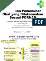 Ditjen Farmalkes - Paparan Rakerkesda Banjarmasin.pptx