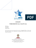 Ariane8 Theoretical Manual