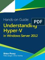 Veeam Brien Posey Hands on Guide Understanding Hyper v in Windows Server 2012