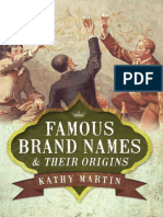 Kathy Martin Famous Brands