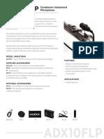 Microfono ADX10FLP v3 05