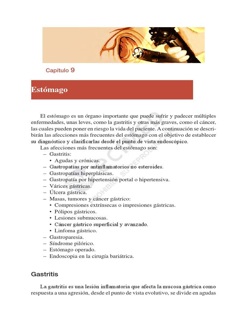 dieta per gastrite eritematosa antrale