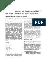Informe Final del Laboratorio de Propiedades de La Roca