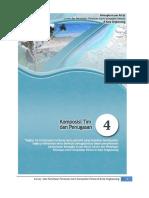 Bagian IV Survey Dan Pemetaan Garis Sempadan Pantai