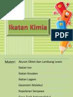 Bab 3 - Ikatan Kimia.pptx