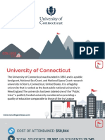 Study Abroad at University of Connecticut, Admission Requirements, Courses, Fees