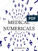 Medical Numericals