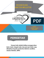 LEMBAR BALIK diabetes