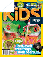 National Geographic Kids September 2017