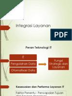 Integrasi Layanan