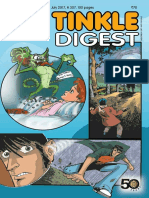 Tinkle Digest July 2017