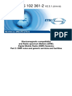 ETSI TS 102 361-2 v2.3.1_Voice and Generic Services