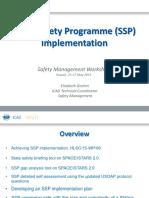 2a E-Gnehm ICAO SSP Implementation