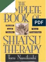 Shiatsu Therapy_Namikoshi (Complete)