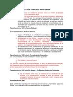 La Constitución de 1832 o Del Estado de La Nueva Granada